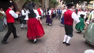 Alsatian music and dancing I