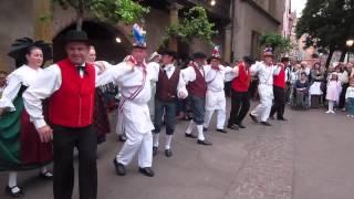 Alsatian music and dancing II