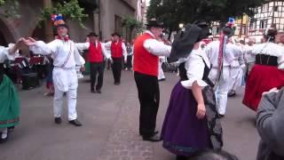 Alsatian music and dancing IV