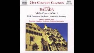 Violin Concerto nº 1 - Mvt. 3