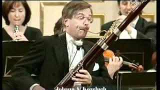 Concerto in Do maggiore per fagotto e orchestra – III Vivace