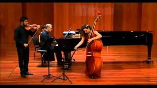 Dúo concertante para violín y contrabajo