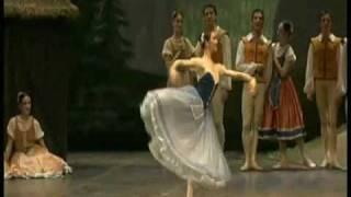 Giselle- Acto I, Variación