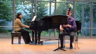 Bassoon Sonata in C Major, FaWV N:C1