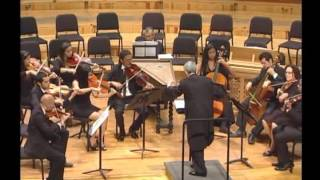 Sinfonia in G major