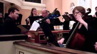 Orchestral Suite in A Minor, FWV K:a1; Overture