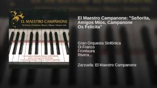 El Maestro Campanone:
