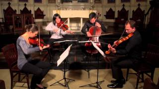 String Quartet -- Fourth Movement