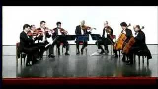 Octet for Strings in E-flat Major, Op. 20 – IV Mov: Presto