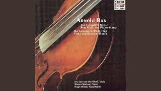 Fantasy Sonata for Viola and Harp - I Allegro molto
