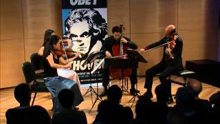 String Quartet in F Major, Op. 18, No. 1