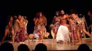 Mani - Danse Bantu