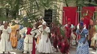 Fiesta de Los Orishas (Conjunto Folklórico National de Cuba)