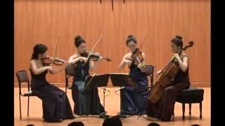 String Quartet in F Major KV 590