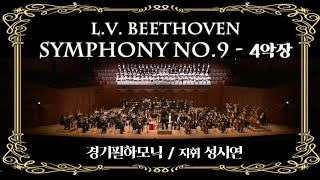 Symphony No.9, Choral, 4th Mov