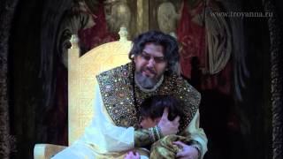 Boris Godunov - Death Scene