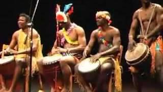 Angola Ngoma, Dance Ensemble