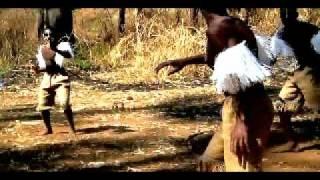 Traditional Angolan Dancing