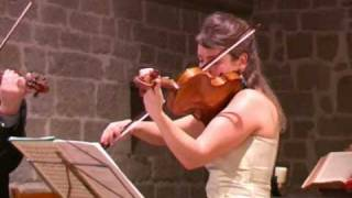 Grand Duo pour 2 violons op. 57 - II. Adagio moderato