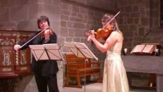 Grand Duo pour 2 violons op. 57 - III. Rondo. Allegro con spirito